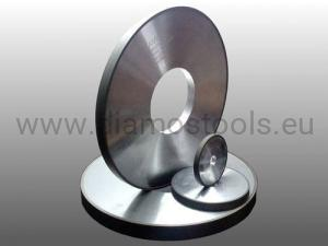 Diamond grinding wheel  1A1 225x10x4xH DIA C75 N1 BX-RUN